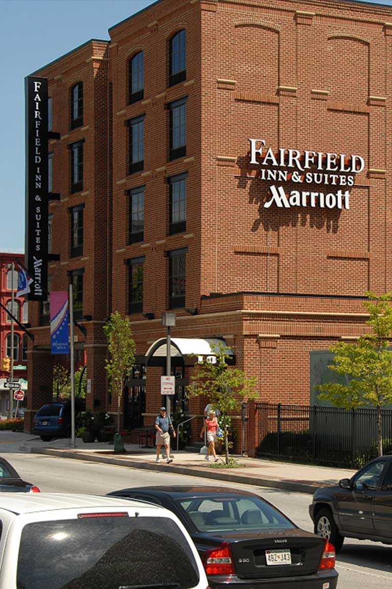 Fairfield Inn and Suites at Baltimore Brewery